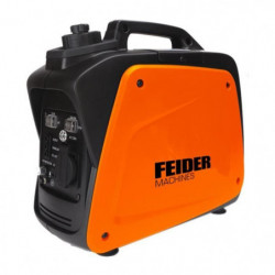 FEIDER Groupe électrogene à essence Inverter FG900IS - 700W à 780W