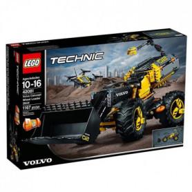 LEGO Technic 42081 Le tractopelle Volvo Concept ZE