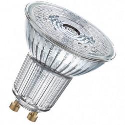 OSRAM Ampoule Spot LED PAR16 GU10 7,2 W équivalent à 80 W