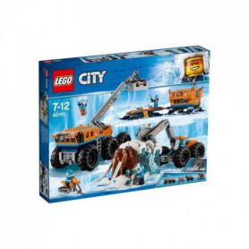 LEGO City 60195 La Base Arctique d'Exploration