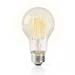 NEDIS Ampoule LED intelligente WiFi - Filament - E27 - Blanc