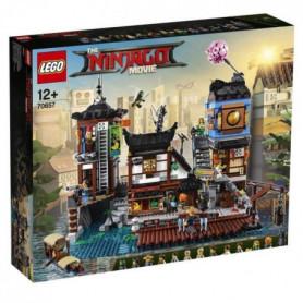 LEGO Ninjago, Le film? 70657 Les Quais de La Ville