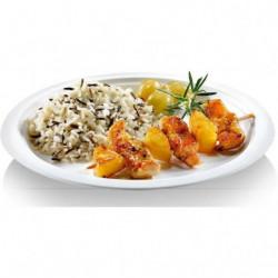 NATURESSE - 15381 - 50 assiettes rondes