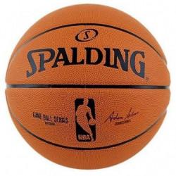SPALDING Ballon Gameball NBA Replica T7 BKT