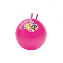 DISNEY PRINCESSES - Ballon Sauteur - 50 cm - Jeu de Plein Air