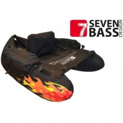 SEVEN BASS Float tube Devil