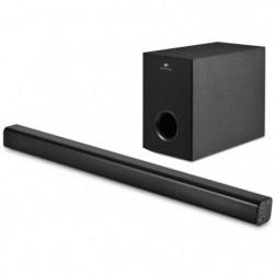 CONTINENTAL EDISON Barre de son + Caisson Bluetooth sans fil