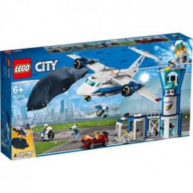 LEGO City 60210 La base aérienne de la police