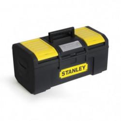 STANLEY Boite a outils vide 40cm a ouverture 1 main