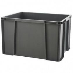SUNDIS Bac boîte de rangement Masterbox 45L 50x38,5x30,5 cm