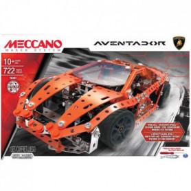 MECCANO Lamborghini Aventador a construire