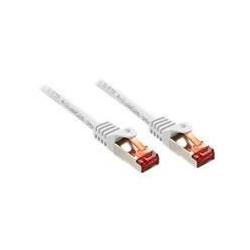 LINDY Câble réseau Basic Cat.6 S/FTP - 10m - blanc