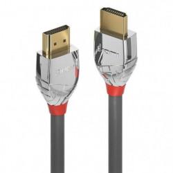 LINDY Câble HDMI High Speed - Cromo Line - 0.3m