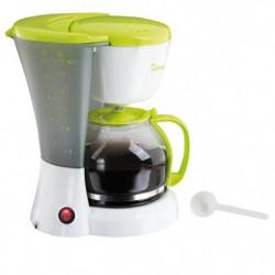 DOMOCLIP DOM163BV Cafetiere filtre - Blanc et Vert