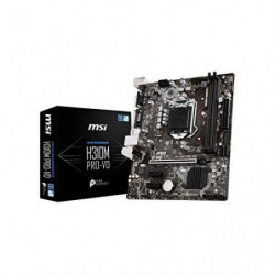 MSI CMI-MS-H310-P-VD-P Carte mere Intel H310 Socket LGA1151