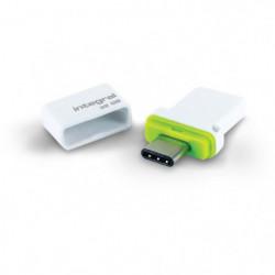 NTEGRAL - Clé USB - 32 Go - USB Type-C & USB 3.1