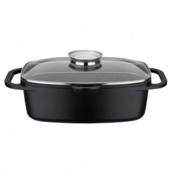 GSW Cocotte a induction Gourmet Granit - 6 l