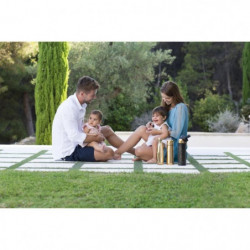 MINILAND - Deluxe thermos gold exclusif pour liquides