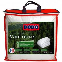 DODO Couette tempérée Vancouver - 240 x 260 cm - Blanc