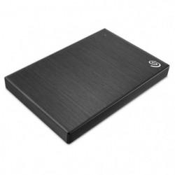 SEAGATE Disque dur externe Backup Plus Slim 1 To Noir
