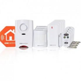 SCS SENTINEL Pack Alarme maison/appartement sans fil