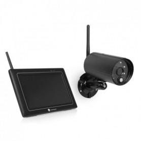 SMARTWARES Kit de surveillance sans fil avec caméra