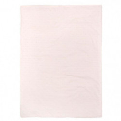 NATTOU - Pure rose Couverture Coton 75x100cm