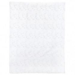 NATTOU - Pure gris Couverture Coton 100x135cm
