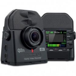 Zoom Q2n-4K Ecran LCD couleur - Capteur CMOS 1/2,3 16Mpx