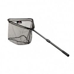 SERT Epuisette Truite Tete graphite - Pliante - 1m20 x 2