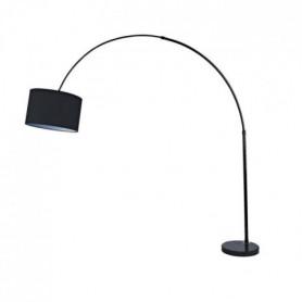 ARNO lampadaire arc H195 Noir