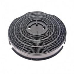 Filtre à charbon rond Ø 235 x H 35 mm