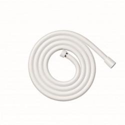 HANSGROHE Flexible de douche Metaflex'C 1,50m blanc