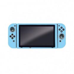 Housse de Protection bleue en silicone Steelplay pour Switch