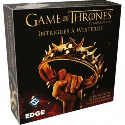 ASMODEE - GAME OF THRONES Le Trône de Fer HBO