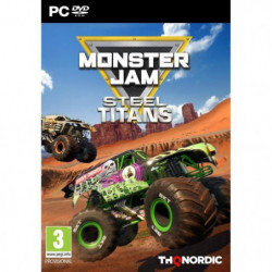 Monster Jam - Steel Titans Jeu PC