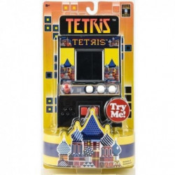 BASIC FUN Jeu mini arcade Tetris