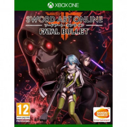 Sword Art Online - Fatal Bullet Jeu Xbox One