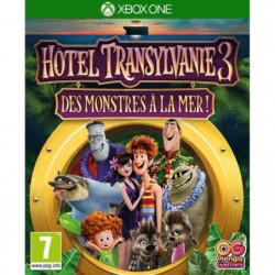 Hotel Transylvanie 3 Des Monstres a la Mer ! Jeu Xbox One