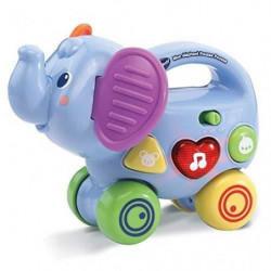 VTECH BABY - Mon éléphant Pousse Pousse