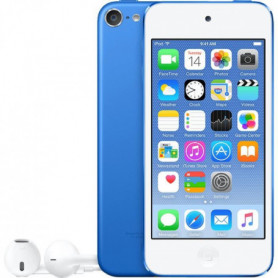 APPLE iPod Touch 128GB - Bleu