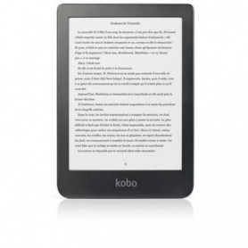 "KOBO Liseuse ebook CLARA - Ecran 6 "" HD"