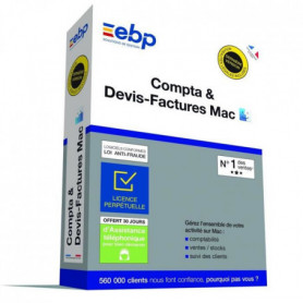 EBP Compta & Devis-Factures MAC - Derniere version