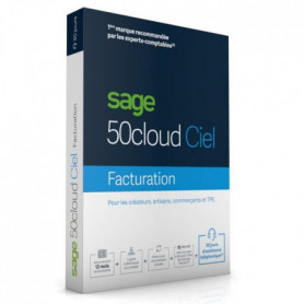 SAGE 50cloud FACTURATION - 30 jours