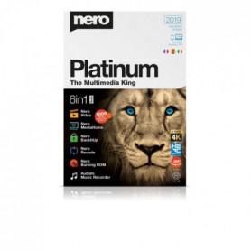 NERO Logiciel Platinum 2019 - Conversion video en disque