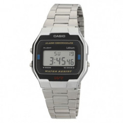 CASIO Montre Quartz A163WA1QES Mixte