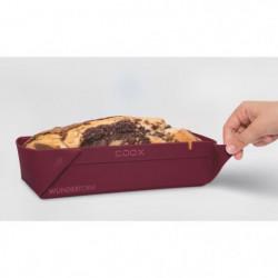 COOX Moule en silicone a gâteaux/ cakes / glaces - 2 L