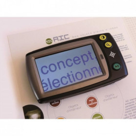 Loupe électronique portable HESTEC