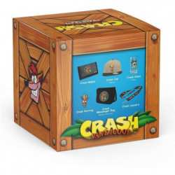 Coffret Crash Bandicoot