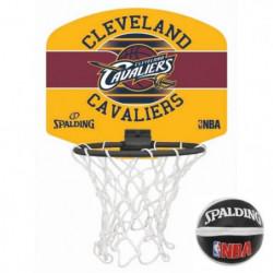 SPALDING Mini panier NBA Cleveland Cavaliers